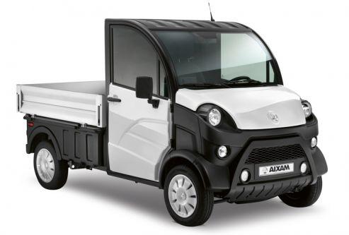 D-Truck Laadbak