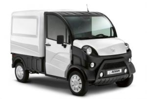D-Truck Van