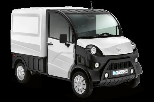 E-Truck Van